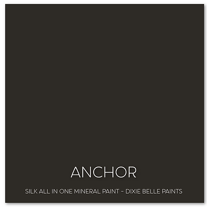 Dixie Belle Silk All-In-One Paint 16oz -Anchor