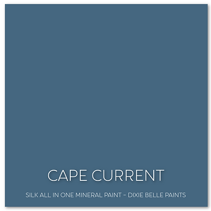 Dixie Belle Silk All-In-One Paint 16oz - Cape Current