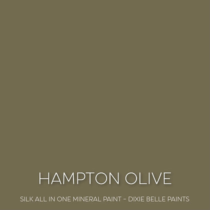 Dixie Belle Silk All-In-One Paint 16oz - Hampton Olive
