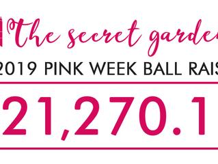 Pink Week Ball