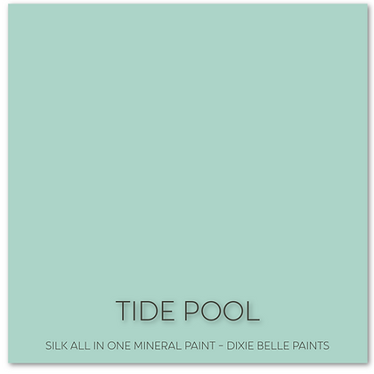Dixie Belle Silk All-In-One Paint 16oz - Tide Pool