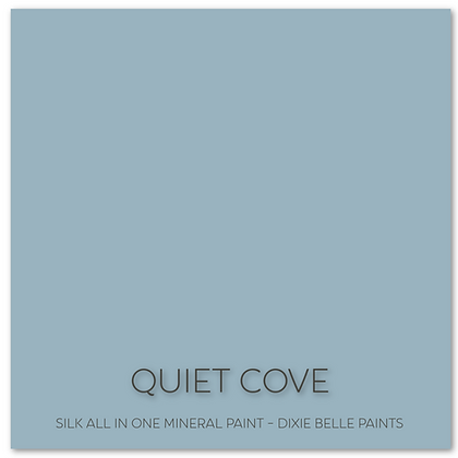 Dixie Belle Silk All-In-One Paint 16oz -Quiet Cove