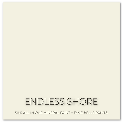 Dixie Belle Silk All-In-One Paint 16oz - Endless Shore