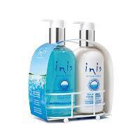 Inis hand wash & lotion set