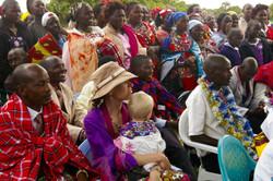 Ruth Barron, Kenya