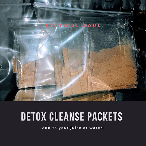 Detox Colon Cleanse Packet's 7