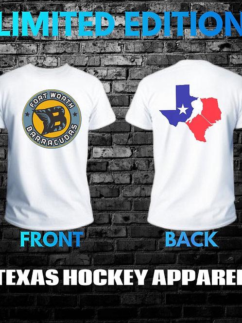 Texas Hockey Apparel Cuda TEE