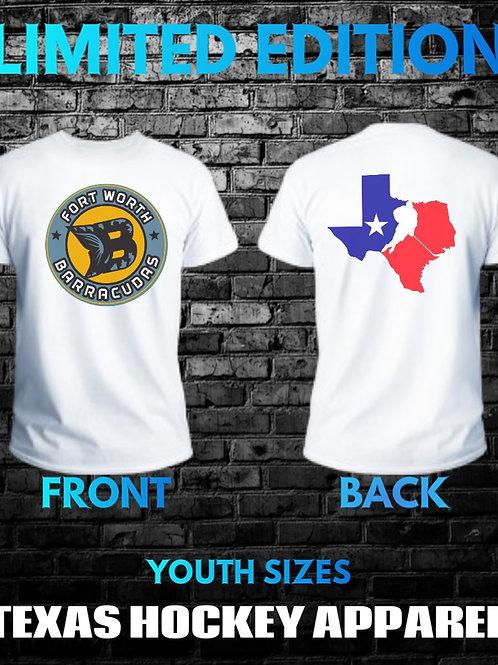 Youth,Texas Hockey Apparel Cuda T-Shirt