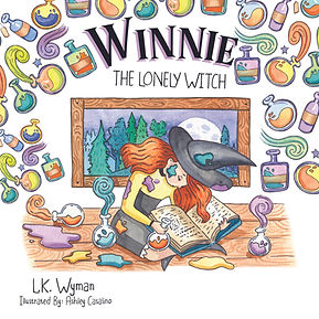 Winnie the Lonely Witch Cover - Final.jp