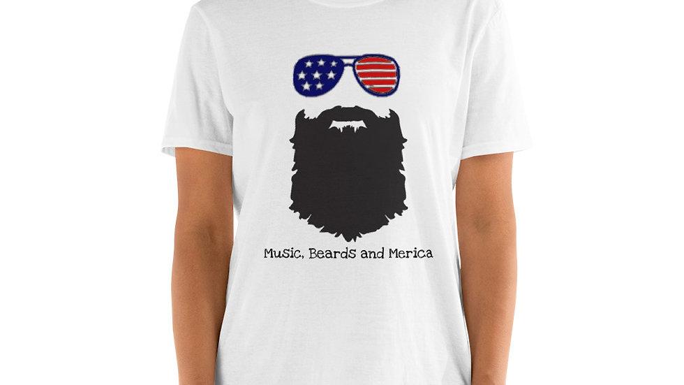 Music beards and Merica