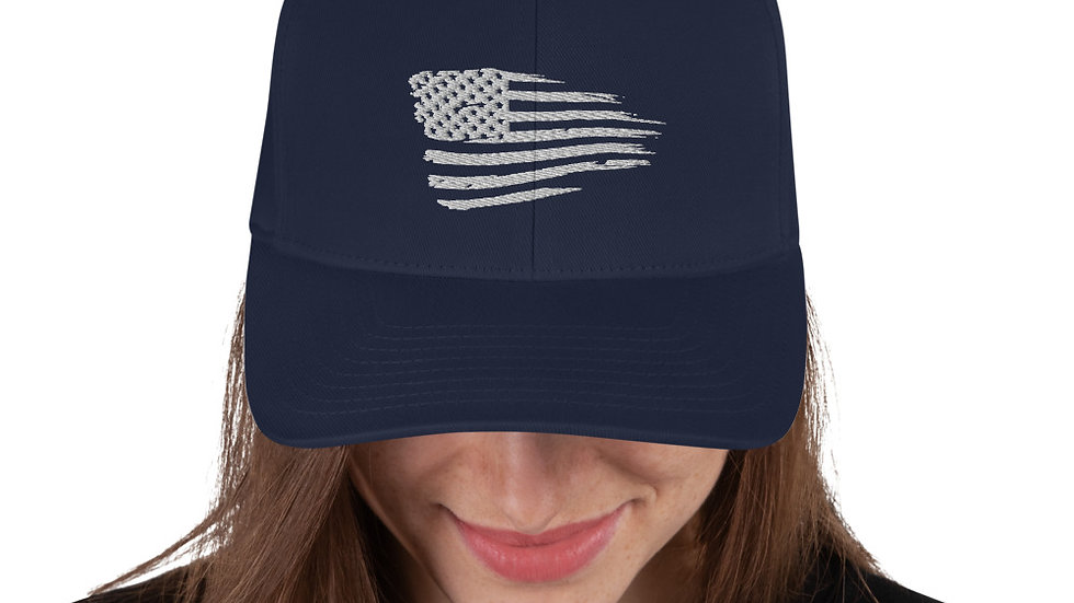 Distressed Flag The Boys Hat