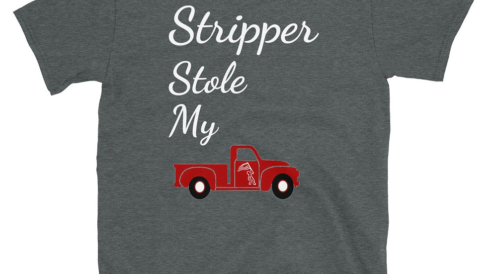 Stripper stole my tee