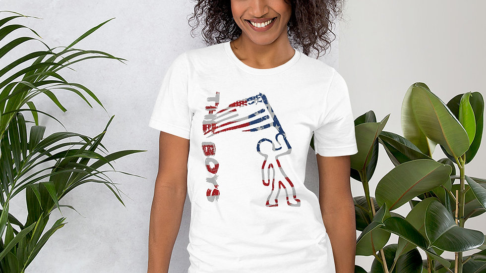 The Boys Patriot Shirt