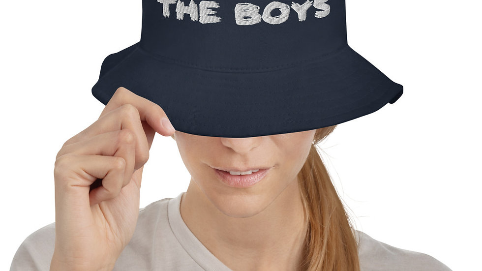 The Boys Bucket Hat