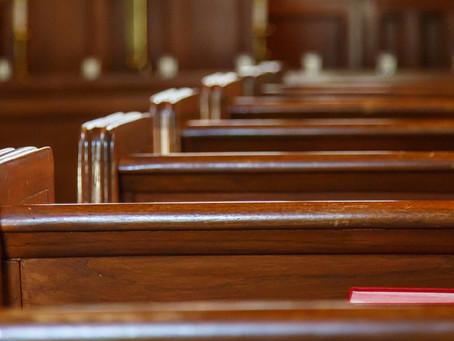 A Prayer to Quit Playing Church