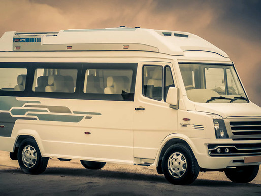 BABADHAM SPECIAL - LUXURY TEMPO TRAVELLERS