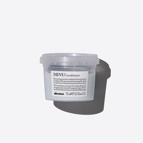 Davines Minu Conditioner - 75ml Travel Size