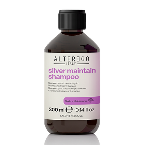 Alter Ego Silver Maintain Shampoo - 300ml