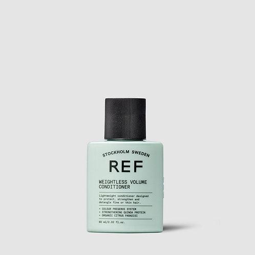 REF Weightless Volume Conditioner - 60ml Travel Size