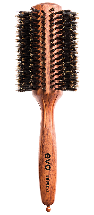 Evo Bruce 38 Bristle Radial Brush