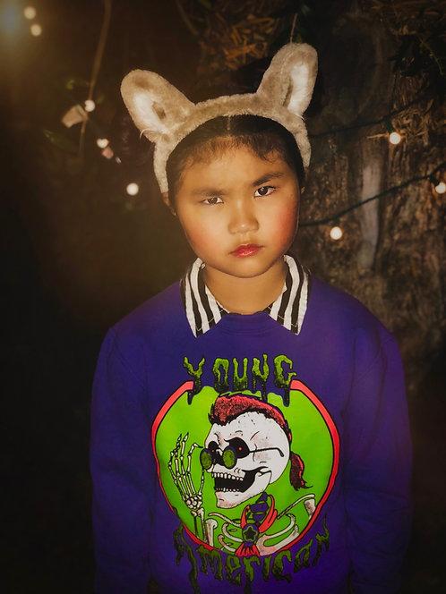 YOUTH Goosebumps Sweatshirt