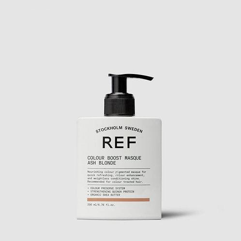 REF Colour Boost Masque - Ash Blonde
