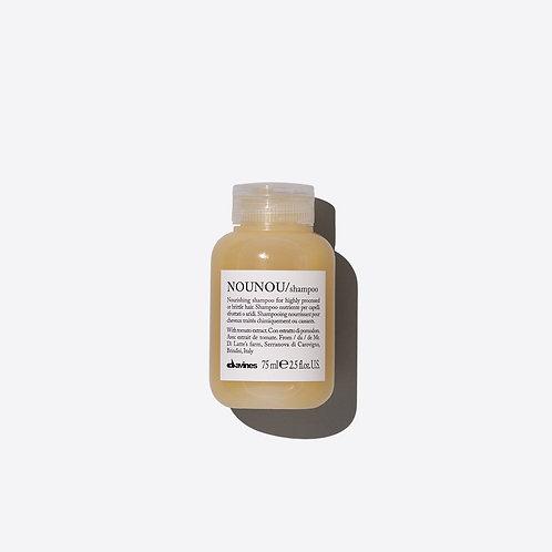 Davines NouNou Shampoo - 75ml Travel Size