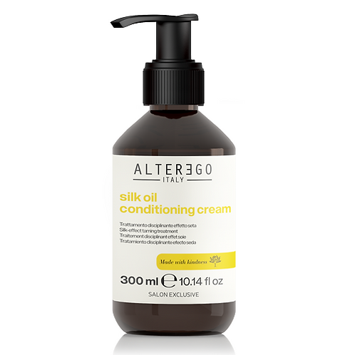 Alter Ego Silk Oil Conditioning Cream - 300ml