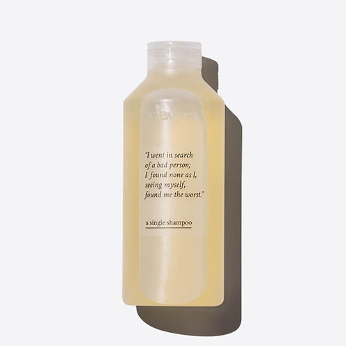 Davines A Single Shampoo - 250ml