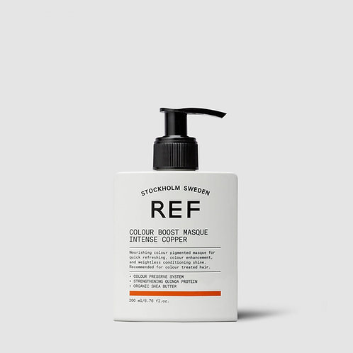 REF Colour Boost Masque - Intense Copper