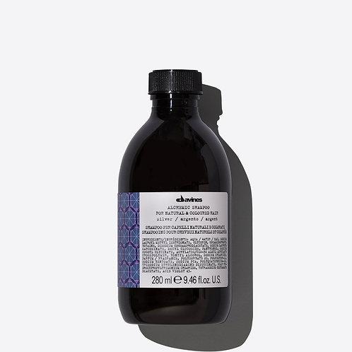 Davines Alchemic Silver Shampoo - 280ml