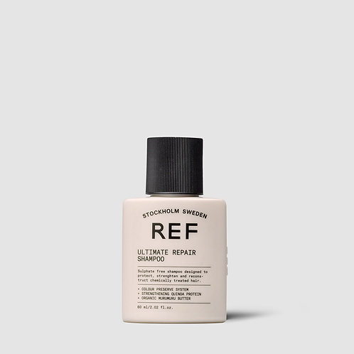 REF Ultimate Repair Shampoo - 60ml Travel Size