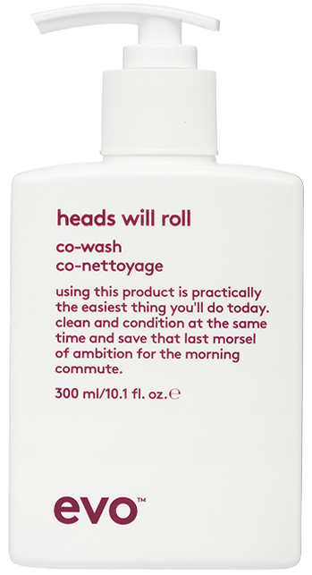 Evo Heads Will Roll Co-Wash Cleansing Conditioner