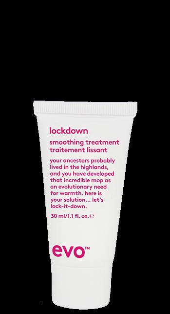 Evo Lockdown Smoothing Treatment - 30ml Travel Size