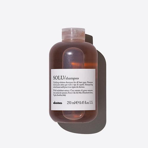 Davines Solu Shampoo - 250ml