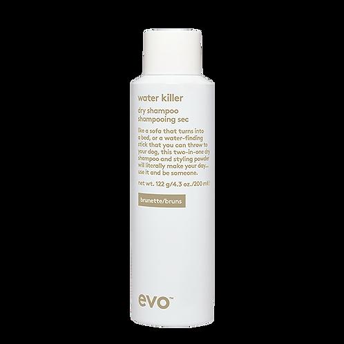 Evo Water Killer Dry Shampoo - Brunette, 200ml