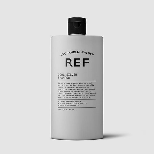 REF Cool Silver Shampoo - 285ml