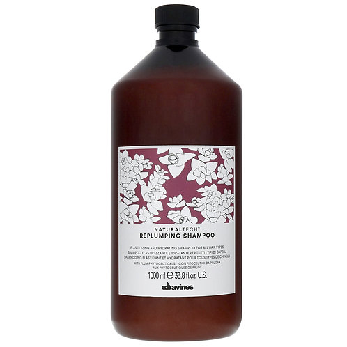 Davines NT Replumping Shampoo - 1000ml