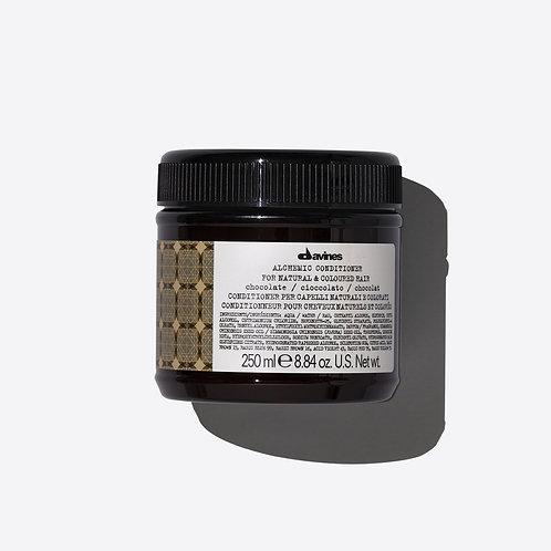 Davines Alchemic Chocolate Conditioner - 250ml
