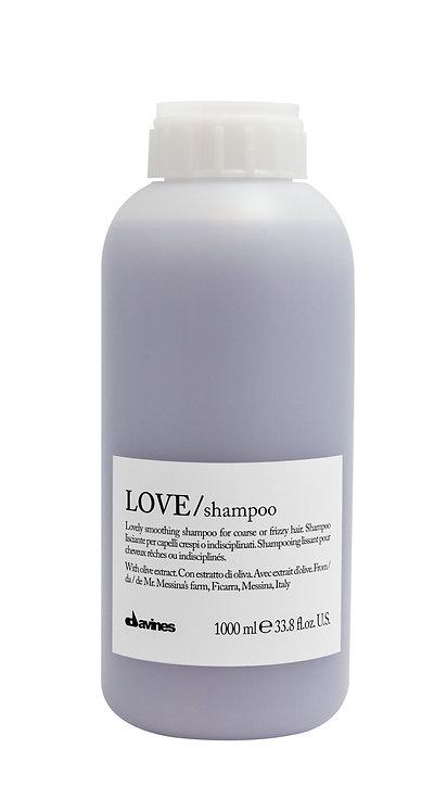 Davines Love Smooth Shampoo - 1000ml