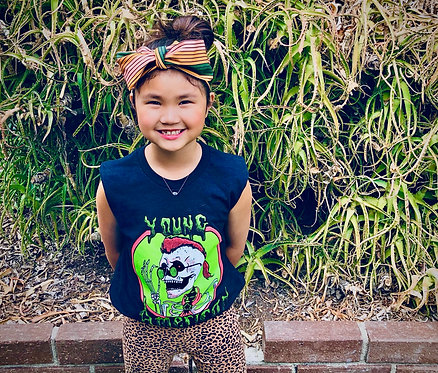 KIDS Goosebumps Fitted Tee