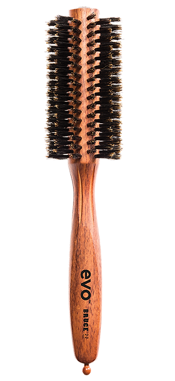 Evo Bruce 22 Bristle Radial Brush