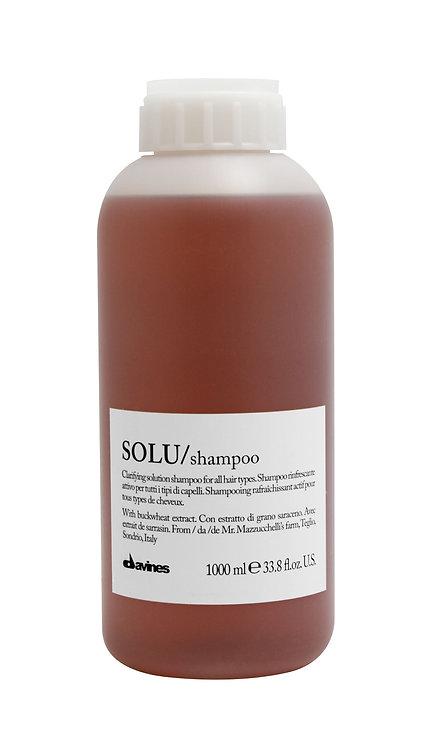Davines Solu Shampoo - 1000ml