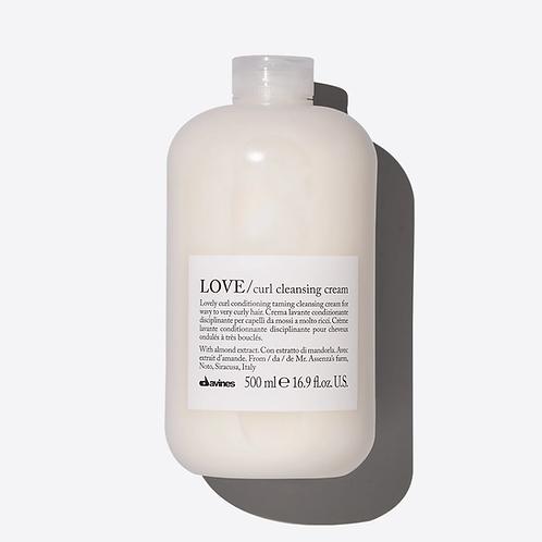 Davines Love Curl Cleansing Cream - 500ml