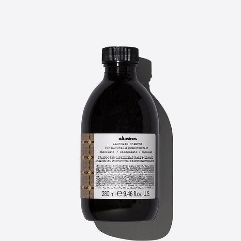 Davines Alchemic Chocolate Shampoo - 280ml
