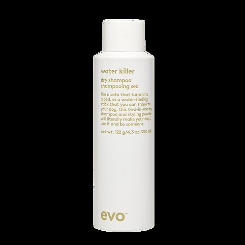Evo Water Killer Dry Shampoo - Regular, 200ml