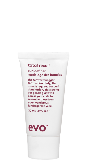 Evo Total Recoil Curl Definer - 30ml Travel Size