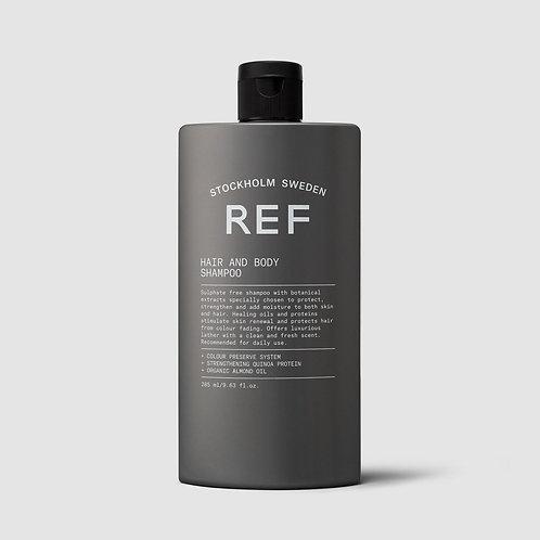 REF Hair and Body Shampoo - 285ml