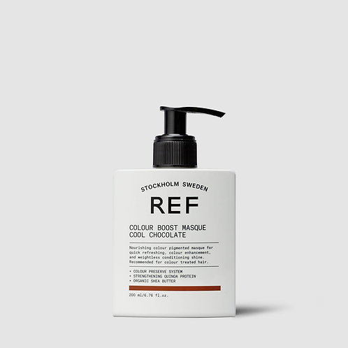 REF Colour Boost Masque - Cool Chocolate