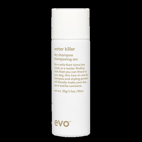 Water Killer Dry Shampoo - Regular, 50ml Travel Size